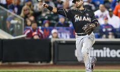 Marlins place Martin Prado on disabled list, call up J.T. Riddle = The Miami Marlins have placed infielder Martin Prado on the 10-day disabled list and have called up fellow infielder J.T. Riddle to take his place, according to the Marlins' official Twitter feed. Prado suffered a hamstring injury during…..
