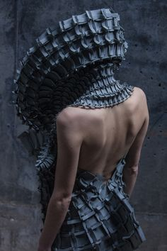 Incredible Sculptural Fashion Goes Beyond Couture