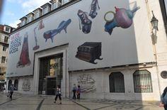 Lisboa, museu do design (Portugal)