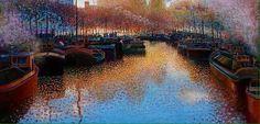 Tom Dubbeldam「Harbor Colors」