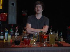 Check out Dante - just one of our incredible Toledo Bartending School graduates.