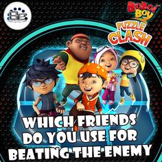 Which friends do you use for beating the enemy?  BoBoiBoy? Ochobot? and the others? tell us the name!  Don't forget to LIKE and SHARE with everyone, and please FOLLOW the other social media of 8elements on: ▶️Instagram: @8elementsid ▶️Twitter: @8elements_ID ▶️Line ID: @kxe0905j ▶️PicMix: @boboiboy_games ▶️Youtube: 8elements – We understand Games! ===========================================  #GameKids #GameTeenager #teenager #mobilegames #iosgames #androidgames #BoboiBoyGalacticHeroes…