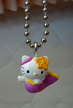 Hello Kitty Mermaid necklace $5