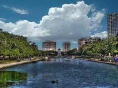 Image result for Hermann Park in Houston Texas