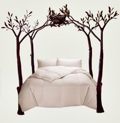 handmade wrought iron bed claudio rayes | products i love
