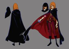 Galaxy Express 999 - Emeraldas