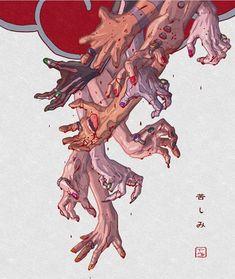 All art is properly sourced! The Akatsuki! Art, Personal art and anything else that has to do with. Anime Naruto, Naruto Uzumaki, Manga Anime, Naruto Fan Art, Boruto, Gaara, Naruto Wallpaper, Wallpapers Naruto, Wallpaper Naruto Shippuden