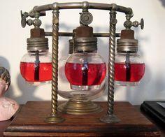 Rare Universal Nebulizer Co. quack medical device 1892.