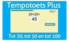 Onbeperkt tafels en breuken oefenen, plus- en minsommen maken en rekenspelletjes spelen op Rekenen.nl! Hier kan je rekenen oefenen voor de basisschool.
