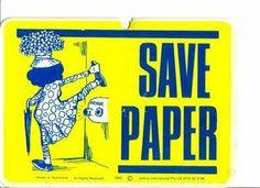 Save paper...LMAO!! silly-stuff