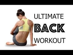 Ultimate Back Workout - YouTube