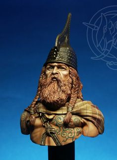 Celtic:  #Celtic Chieftain Brennus, who made the Romans pay a heavy tribute, and opened up centuries of warfare between Celts and Romans.