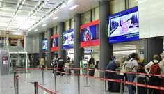 Aeroporti - Air France - Milano Linate #IGPDecaux #AirFrance #Milano #Linate