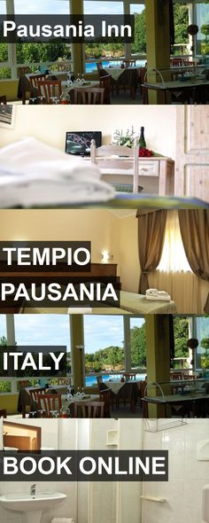 Hotel Pausania Inn in Tempio Pausania, Italy. For more information, photos, reviews and best prices please follow the link. #Italy #TempioPausania #PausaniaInn #hotel #travel #vacation