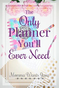 I had been feeling like an unorganized hot mess, and then I found this amazingly incredible planner! It's really the only planner you'll ever need! To Do Planner, Planner Pages, Life Planner, Happy Planner, Printable Planner, Planner Stickers, Planner Diy, Planner Ideas, Printables