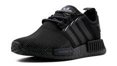 adidas NMD_R1 'Triple Black' Coming This Week - EU Kicks: Sneaker Magazine