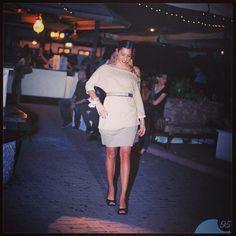 Sfilata Peut-être al molo9cinque 30/08/2014 #peut #peutetre #sfilata #fashion #artigianale #madeinitaly #maximaglia #felpa #diy #garzata #handmade #sumisura #beige #abito #vestito #dress #sabbia #pastello #pizzo #bianco