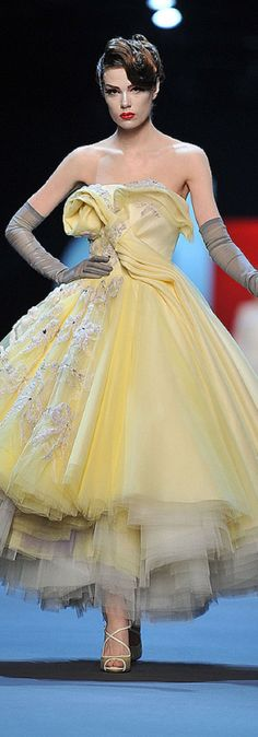 Christian Dior - spring summer 2011 - John Galliano