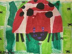 Eric Carle Tissue Paper Illustrations