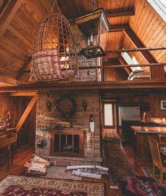 Cabin goals.