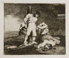 "Desastre nº 15 ""Y no hay remedio"" Francisco Goya, Art Object, Art Google, 18th Century, Art History, Artsy, Culture, Drawings, Prints"
