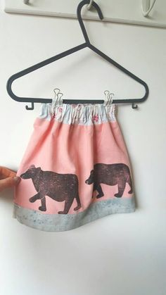 Check out this item in my Etsy shop https://www.etsy.com/uk/listing/478660942/gorgeous-handprinted-bear-skirt-12