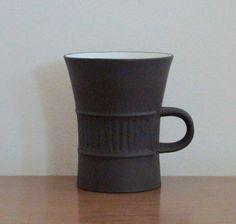 Vintage Dansk Flamestone Mug by BoomerangModern on Etsy