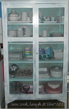 cupboard refurb