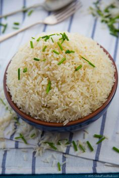 COOL ARROZ BLANCO MEXICANO (MEXICAN WHITE RICE)