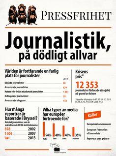 Pressfrihet i EU: För att skydda och upprätthålla