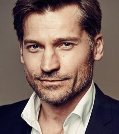 Nikolaj Coster-Waldau on The Tonight Show Starring Jimmy Fallon Khal Drogo, Jon Snow, Historical Romance Authors, Beautiful Men, Beautiful People, Cersei And Jaime, Celebrity Haircuts, Jaime Lannister, Models