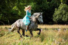 Disney's Live Action Cinderella First Look #Cinderella #Disney #DisneyMovies