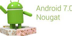 Android 7.0 Nougat llega a los Nexus