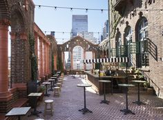 Urban rooftops are seeing a heyday of sorts, with all manner of upstarts planning camping expeditions and water-tower speakeasies. For trendy hotels, too, no amenity is as sweet (or...