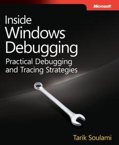 http://blogs.msdn.com/b/microsoft_press/archive/2012/05/31/new-book-inside-windows-debugging.aspx #Windows #debugging