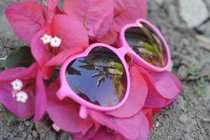 heart-shaped glasses <3
