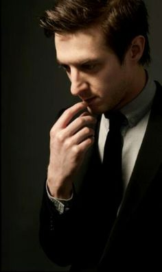 If I woke up from a coma and Arthur Darvill was standing beside my bed, claiming to be my husband, I would not question it.