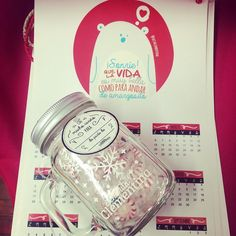 Hoy en @libreliebrebazar tengo paquetes  1) calendario y tarro de caramelos x $100 #regalosoriginales #compralocal #familia #parami