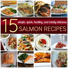 15 Easy Baked Salmon Recipes