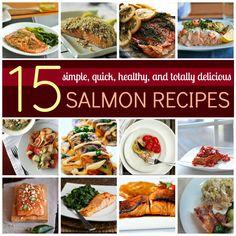 15 Easy Baked Salmon Recipes