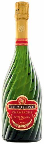 Tsarine Cuvée Premium Brut | Vinguiden.com – Handla vin på ett modernare sätt