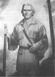 Daniel Boone (1734-1820) was an American pioneer, explorer, and frontiersman whose frontier exploits made him one of the first folk heroes of the United States. Boone is most famous for his exploration and settlement of what is now Kentucky, which was then part of Virginia but on the other side of the mountains from the settled areas.
