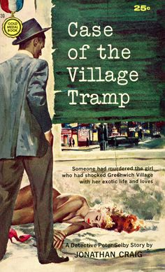 Case of the Village Tramp by McClaverty, via Flickr
