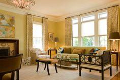 Niermann Weeks Biarritz Pendant Fixture.  Design by Houseworks Interiors.  niermannweeks.com #NiermannWeeks