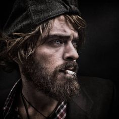 Homeless People Portraits Photography by Lee Jeffries