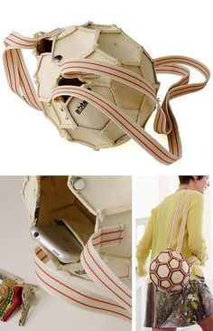Recycled ball