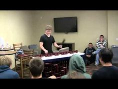Homemade Percussion Instrument