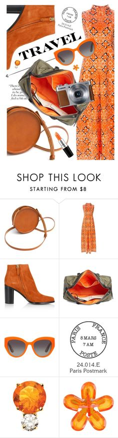 """""""Colorful Jumpsuit"""" by cultofsharon ❤ liked on Polyvore featuring Sara Barner, Givenchy, Chloé, rag & bone, Dolce&Gabbana and Dsquared2"""