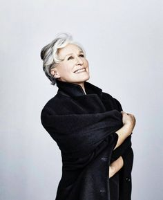 Glenn Close ❤ The best of the best She founded Bring Change 2 Mind to make people aware that mental illness is serious.I'm already convinced,look at you