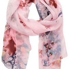 Niceeshop(tm) womens fashion chinese ink style soft chiffon scarf wrap